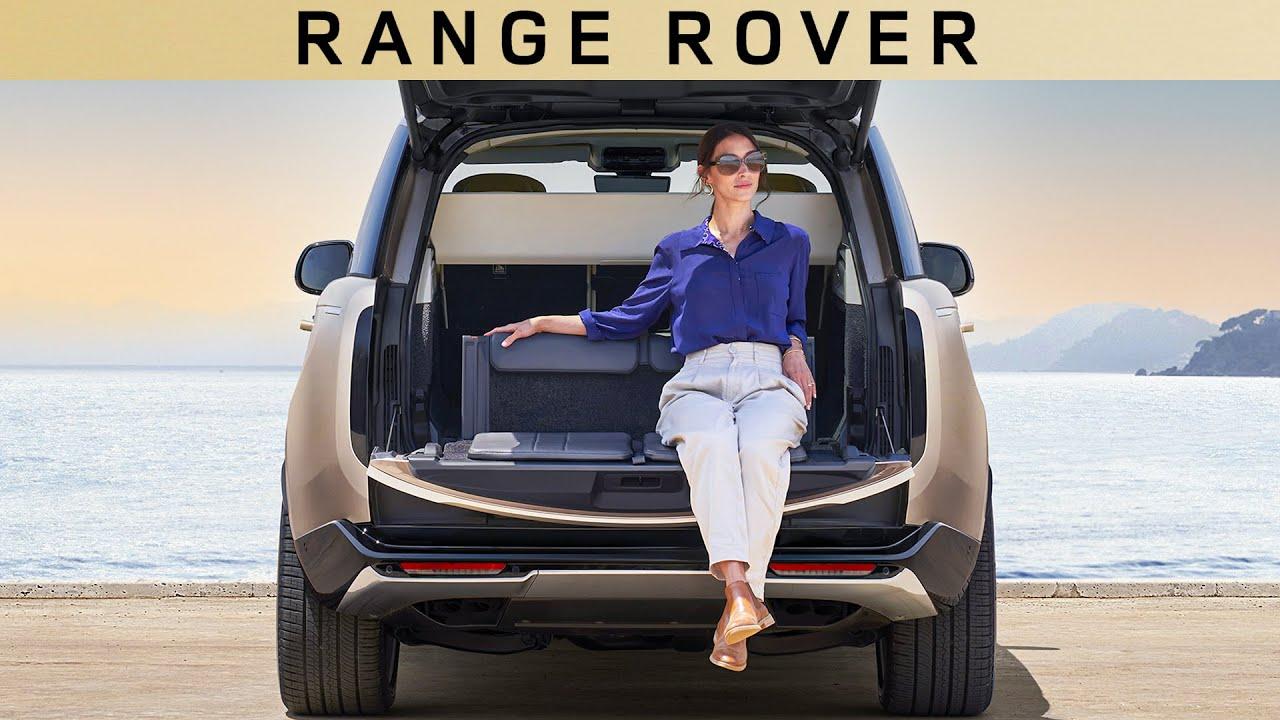 NEW RANGE ROVER (2022) Features, Interior and Exterior Design