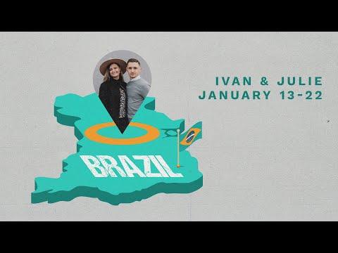 Brazil  Mission Trip 2020