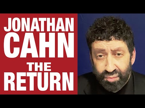 THE RETURN: Jonathan Cahn [End Time Prophecy]
