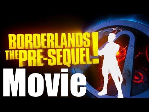 Borderlands The Pre Sequel - All Cutscenes (Game Movie) - UCm4WlDrdOOSbht-NKQ0uTeg