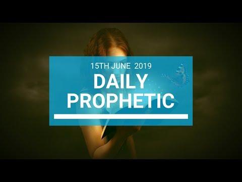 Daily Prophetic   June 15 Word 1