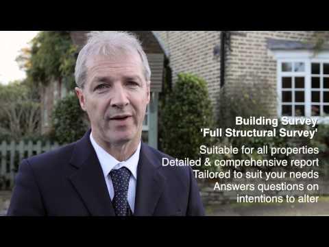 Choosing a property survey