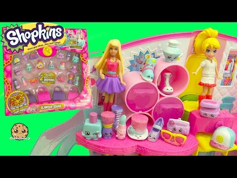 Barbie and Polly Meet Glamour Squad Glitter Shopkins 20 Pack with 2 Exclusives Blind Bags - UCelMeixAOTs2OQAAi9wU8-g