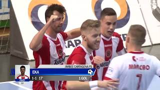 Spain League - Round 19 - CA Osasuna Magna 4x2 Jimbee Cartagena FS
