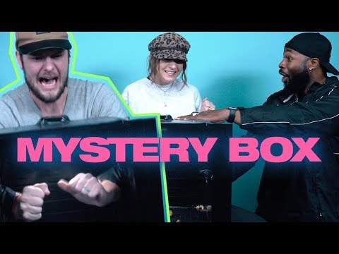 Mystery Box Touch Test  Elevation Youth