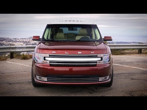 Car Tech - 2015 Ford Flex - UCOmcA3f_RrH6b9NmcNa4tdg