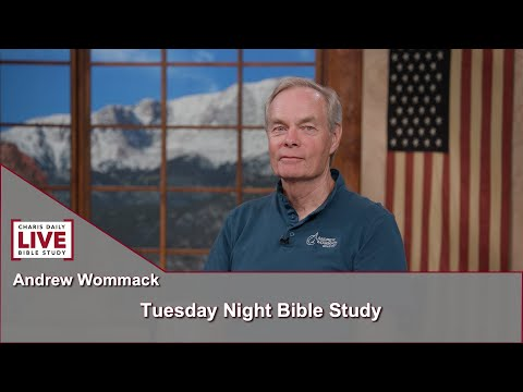 Charis Daily Live Bible Study: Contending For the Faith - Andrew Wommack - June 15, 2021