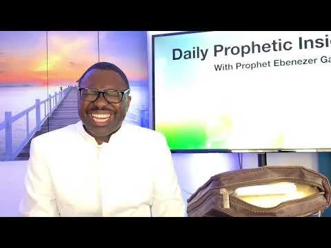 Prophetic Insight September 8,2021