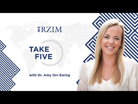 Jesus' closest earthly relationships  Dr. Amy Orr-Ewing  TAKE FIVE  RZIM