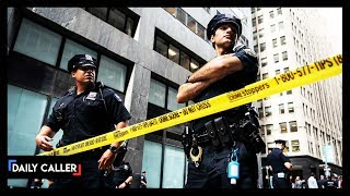 Anti-Cop Rhetoric Is Putting Police Officers In Danger