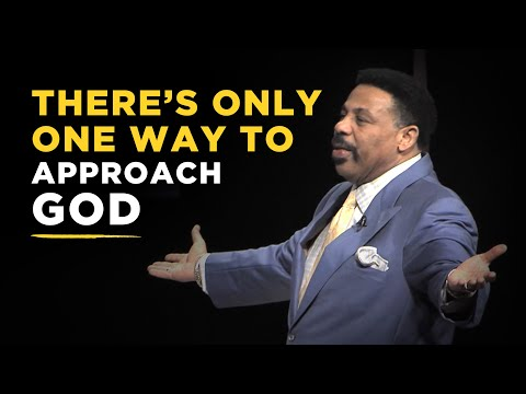 How to Approach God in Worship - Tony Evans Sermon Clip