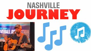 Nashville Journey Featuring: Taylor Cook