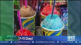 It's 7-Eleven Day, Which Means Free Slurpees For All