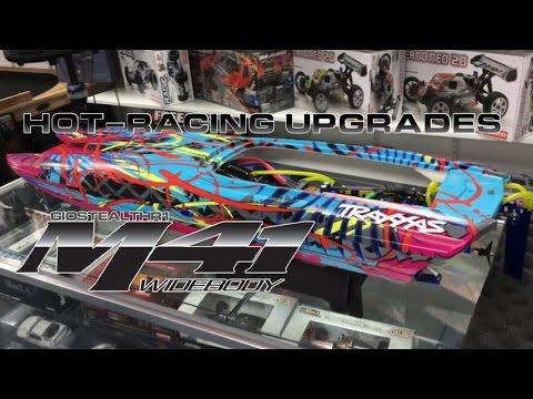 TRAXXAS M-41 CATAMARAN HOT-RACING UPGRADES - UCYNx2Pa6IBQ9ajOLvWj_GKA