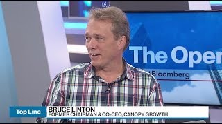 Bruce Linton says he feels 'very awkward' for cannabis sector amid CannTrust fiasco