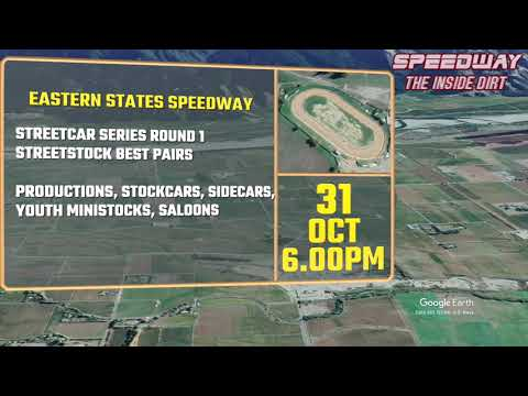 Speedway The Inside Dirt 2020 2021 - 31st Oct - 1st Nov Whats On Guide - dirt track racing video image