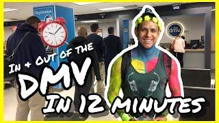 NYC DMV SHORTCUT (12 minute visit)