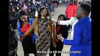 ATTACKED BY CLOSE RELATIVES ll Prophecy by Prophet Andries