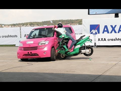 Highlights AXA Crashtests 2018