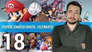 Vidéo-Test : SUPER SMASH BROS ULTIMATE : Le Smash Bros ultime tant attendu ? | TEST