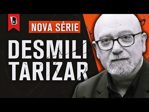[NOVA SÉRIE!] DESMILITARIZAR, com Luiz Eduardo Soares — Teaser