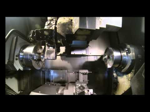 Doosan Puma TT2500SY Multiaxis CNC Lathe