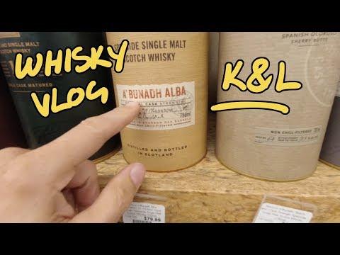 Ledaig 21 year - K&L San Francisco - Whisky Vlog - UC8SRb1OrmX2xhb6eEBASHjg