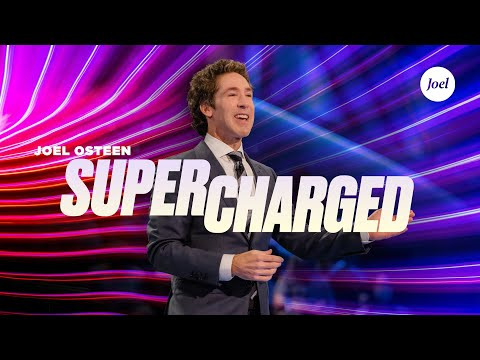 Supercharged  Joel Osteen