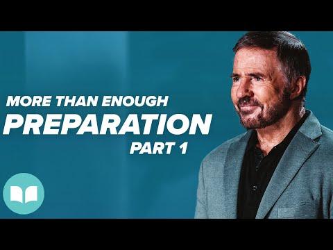 More Than Enough # 13  Preparation, Part 1  Mac Hammond