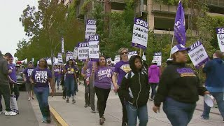 Kaiser union workers vote on potential strike