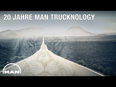 20 Jahre MAN Trucknology® Generation - Die Geschichte der legendären TG-Baureihe