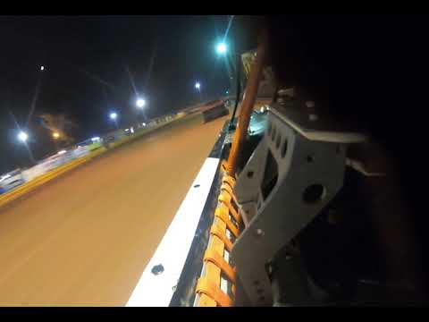 Justyn Jacobs Young Guns In Car at Lavonia Speedway August 13th 2021 - dirt track racing video image