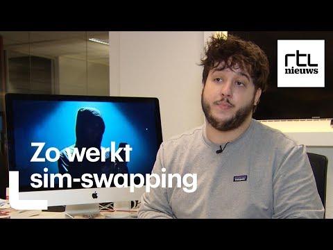 Hackers kunnen je 06-nummer kapen: zo werkt sim-swapping - RTL NIEUWS