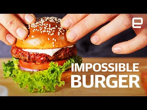 How the Impossible Burger turned food into technology