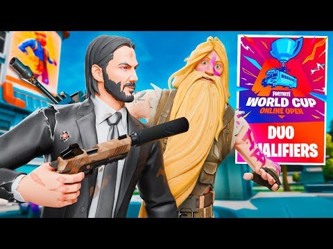 Fortnite WORLD CUP QUALIFIER $1,000,000 DUOS Tournament! (Fortnite Battle Royale) - UC2wKfjlioOCLP4xQMOWNcgg