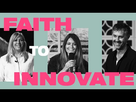 Faith To Innovate  Cass Langton, Gabe Kelly, Karalee Fielding  Team Night on Demand  Oct 15 2020