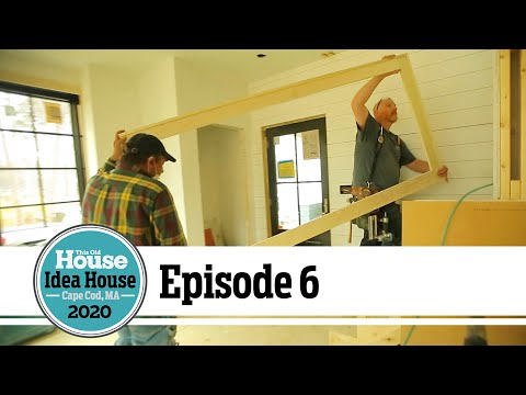 Gutters, Floors, and Doors | Idea House Build Ep 6 | This Old House