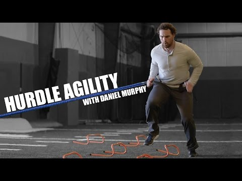 MLB All-Star Daniel Murphy's Agility Drill for Better Fielding