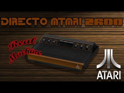 Directo Atari 2600 VCS #1