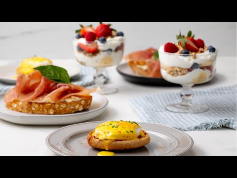 3 Easy Brunch Recipes in 15 Minutes or Less // Presented by BuzzFeed & GEICO