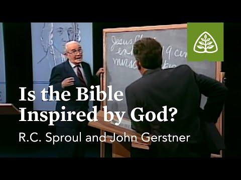 Is the Bible Inspired by God?: Silencing the Devil with R.C. Sproul and John Gerstner