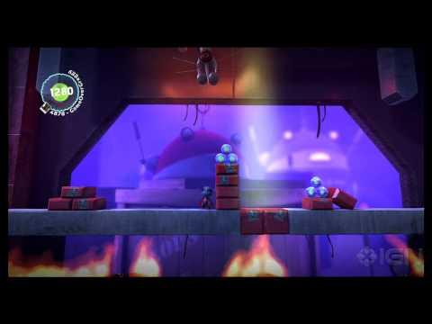LittleBigPlanet 2 - Bombs Away Gameplay - UCKy1dAqELo0zrOtPkf0eTMw