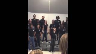 Bay Creek Chorus May 2015 pt 1