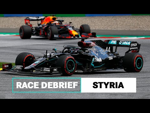 Tyre Offsets, Floor Damage & More! | 2020 Styrian GP F1 Debrief