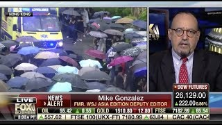 Mike Gonzalez on Hong Kong Protests: We're Seeing a