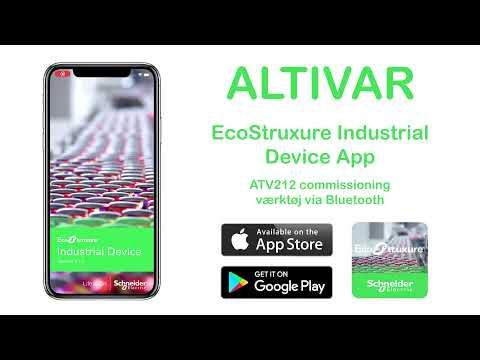 Nem konfigurering af ALTIVAR ATV212 | Schneider Electric