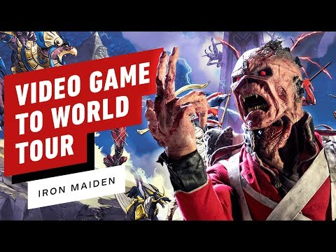 How Iron Maiden Turned a Video Game into a Live Tour - UCKy1dAqELo0zrOtPkf0eTMw