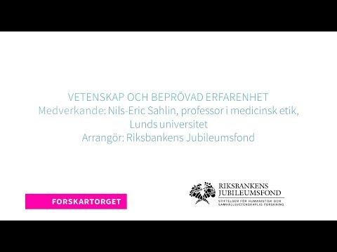 Forskartorget 2018 - Vetenskap och beprövad erfarenhet