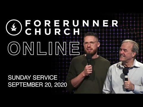 Sunday Service  IHOPKC + Forerunner Church  September 20