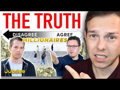 My Response To Jubilee | Do All Millionaires Think The Same photo